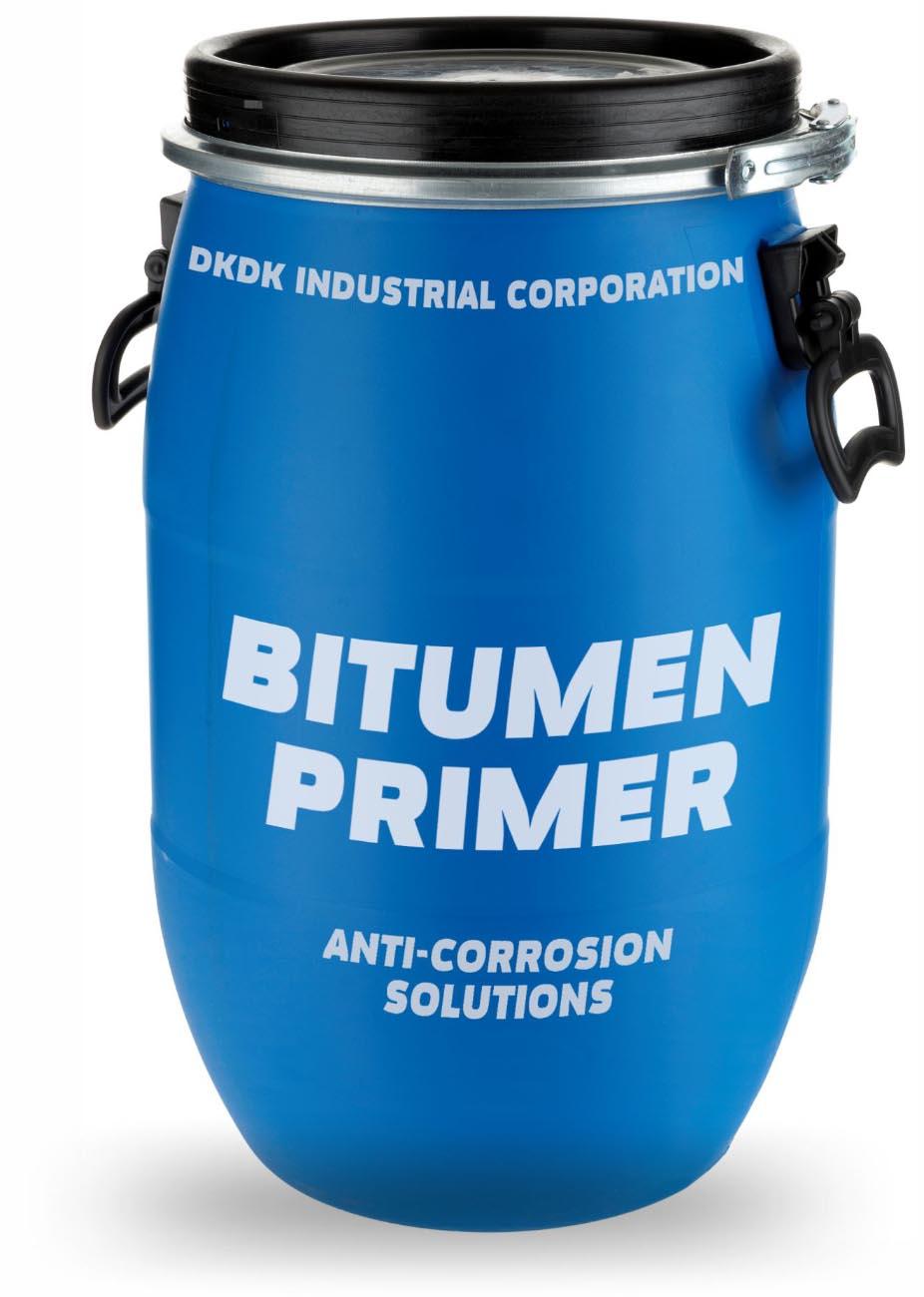 Illustration barrel BITUMEN PRIMER DK-BIT®