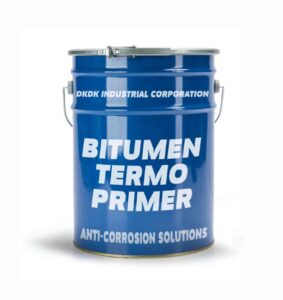 Illustration bucket Bitumen Primer DK-BIT®TERMO