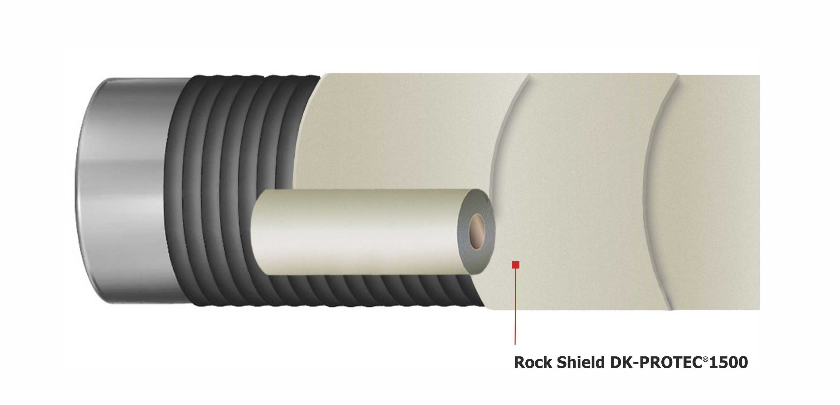 Illustration ROCK SHIELD DK-PROTEC®1500